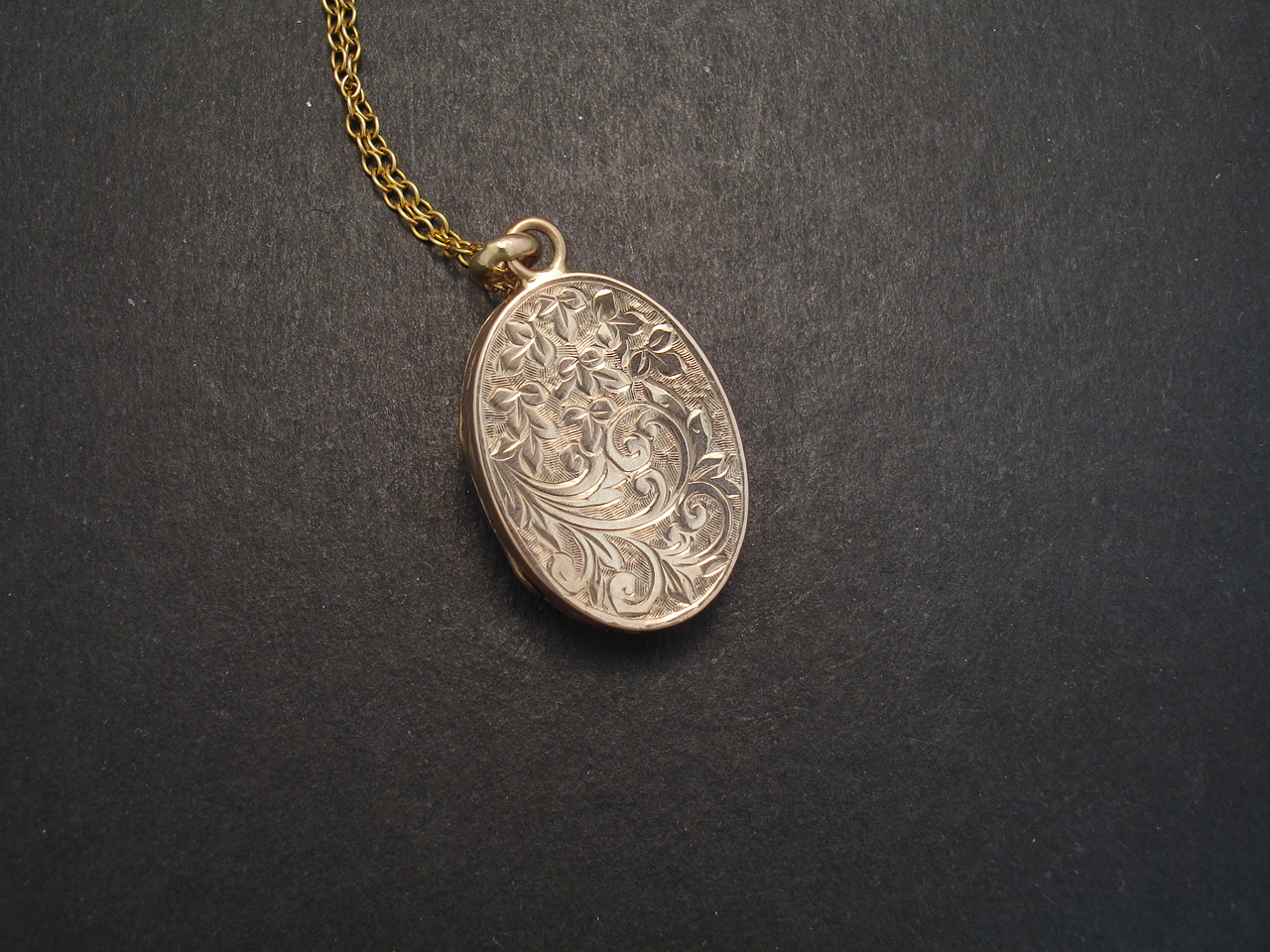 antique locket necklace sterling products lockets boylerpf victorian engraved silver oval