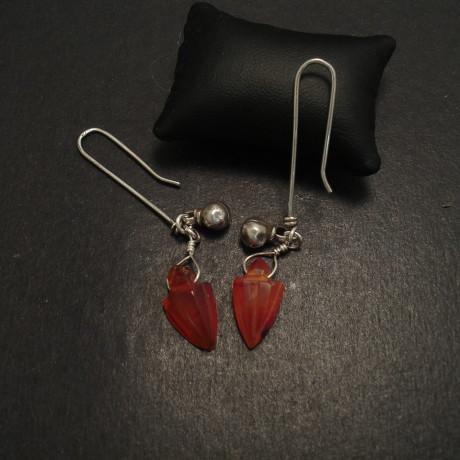 ancient-cornelian-silver-earrings-longhook-07571