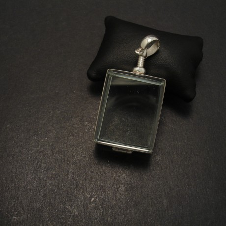 glass-locket-silver-rectangle-06629