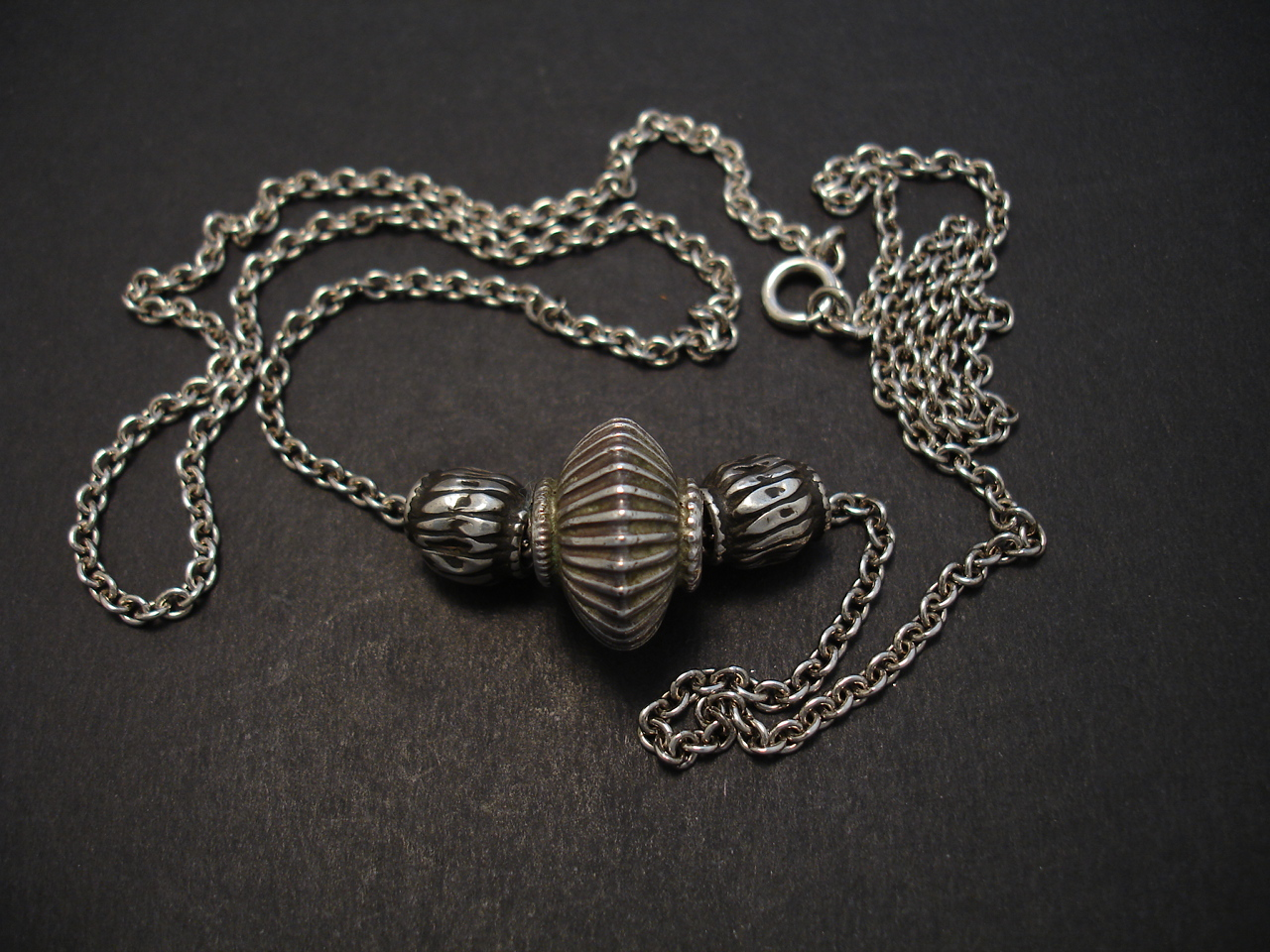 necklace coins handcrafted oak silver the totally collection and recycled pendant from hedgehog shilling old sterling