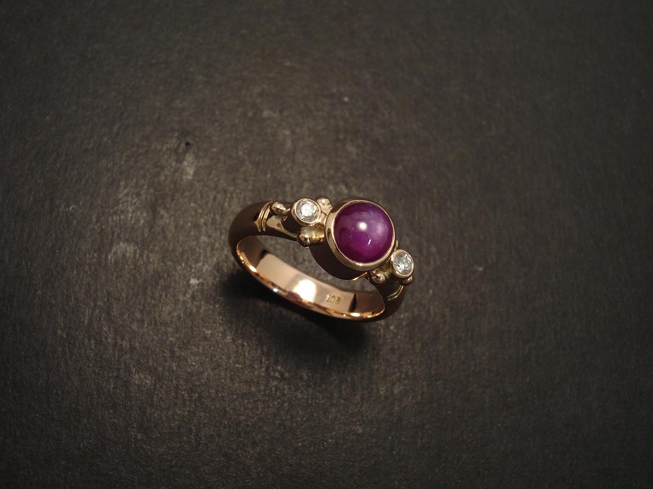 Antique Ruby Rings Australia