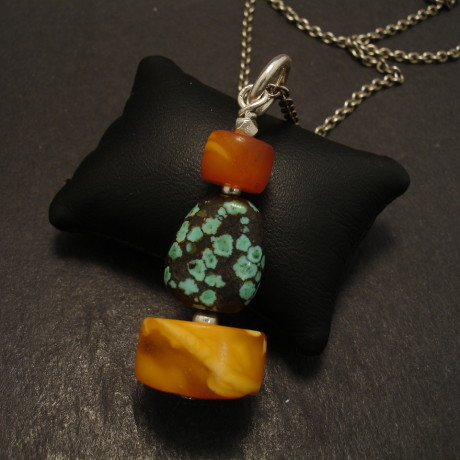butter-amber-2-tibet-turquoise-silver-pendant-09783.jpg