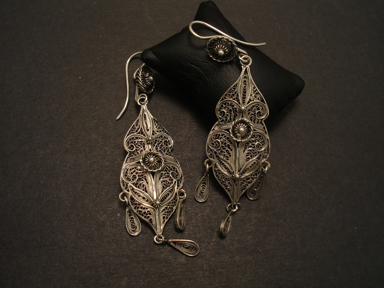 silver jewelry dp sterling earrings diameter fine bali filigree hoop