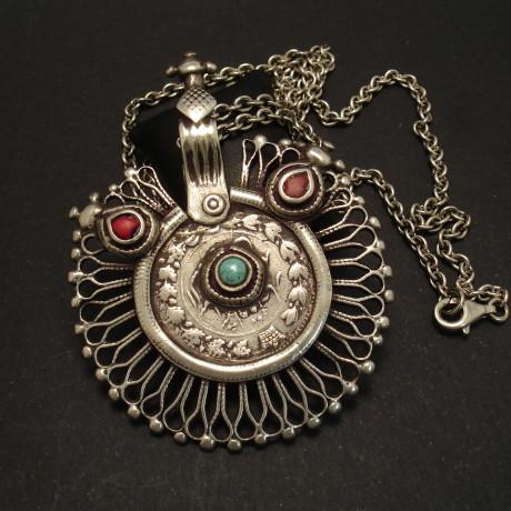radiant-sun-motif-afghan-tribal-silver-pendant-02135.jpg