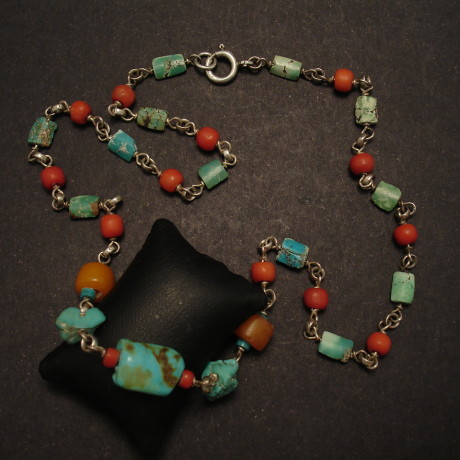 old-tibetan-turquoise-coral-amber-silver-necklace-00289.jpg