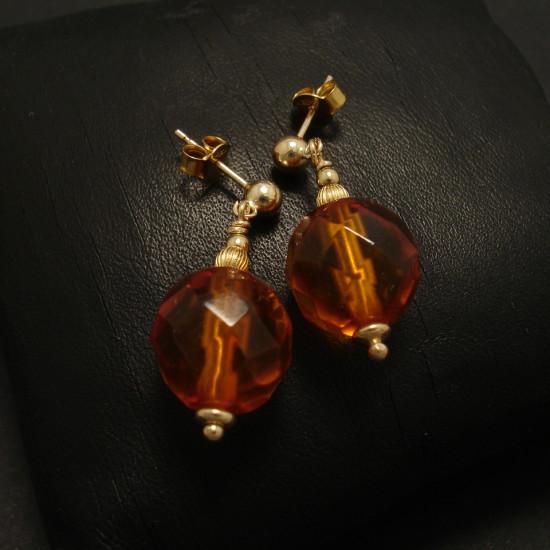 handcut-antique-amber-9ctgold-stud-drops.jpg