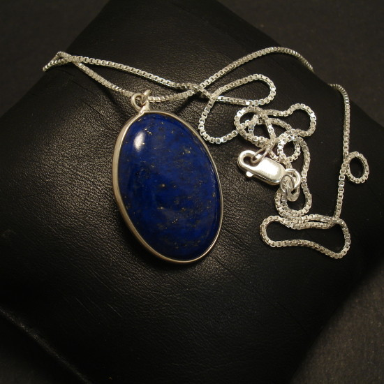 the lapis vintage lazuli necklace anti pendant diaries vampire sunlight silver item katherine necklaces