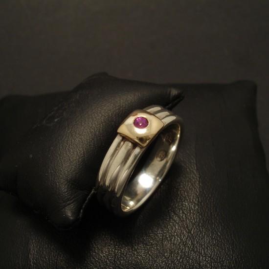 12ct-ruby-bright-gold-slab-3band-silver-ring-02509.jpg