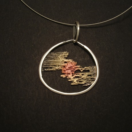 silver-jagged-modern-pendant-cable
