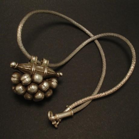 old-cornucopia-tribal-silver-pendant-snake-chain-01496.jpg
