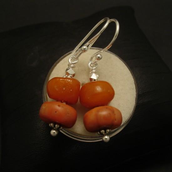 amber-coral-tribal-beads-silver-earrings-03081.jpg