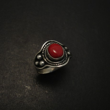 red-oval-coral-gemstone-hmade-silver-ring-07141.jpg