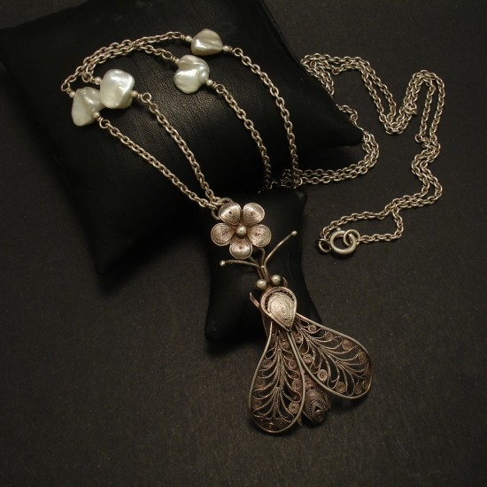antique-filigree-silver-bee-pendant-keshi-chain-03195.jpg