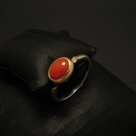 deep-orange-red-gem-coral-silver-18ctgold-ring-03150.jpg