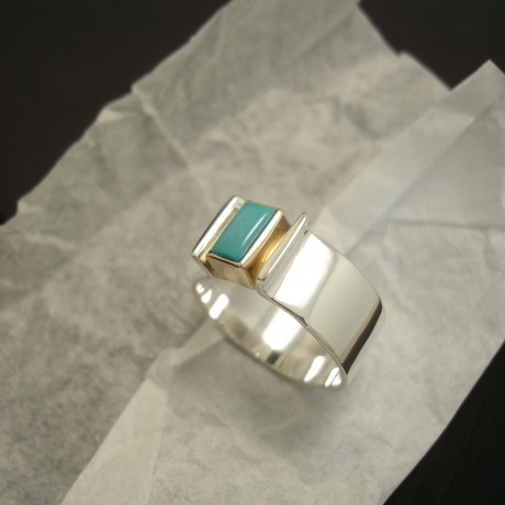 baguette-turquoise-9ctgold-silver-ring-03968