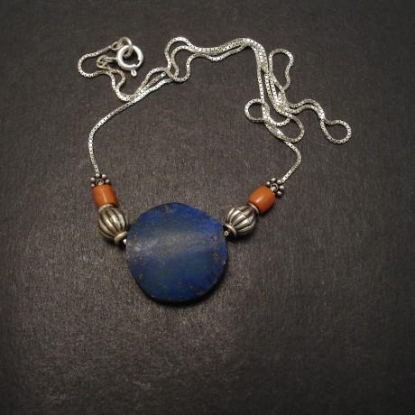 unpolished-disc-lapis-lazuli-silver-chain-necklace-06968.jpg