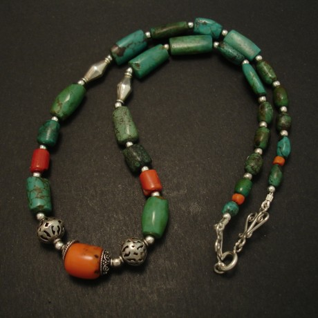 green-matrix-turquoise-coral-silver-necklace-03796.jpg