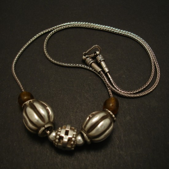 three-rare-old-silver-tribal-beads-unique-necklace-03999.jpg