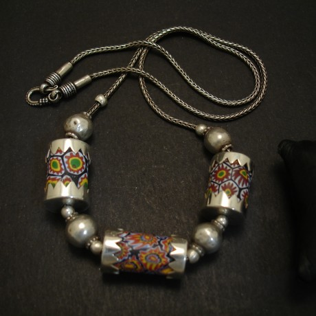 venetian-trade-beads-capped-silver-necklace-04266.jpg