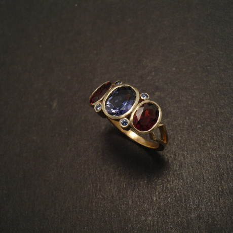 iolite-garnet-4sapphs-9ctgold-2tone-ring-08561.jpg