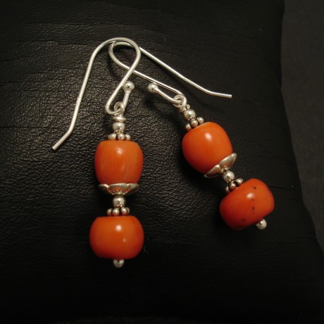 gem-quality-natural-coral-4-silver-earrings