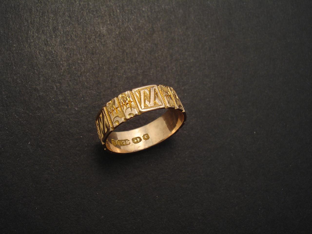 birmingham  english antique ct gold ring 1280 x 960 · jpeg