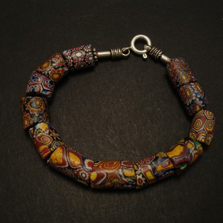 venetian-glass-trade-beads-silver-rope-bracelet-03408.jpg