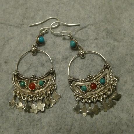 rajasthani-festive-design-silver-turquoise-earrings-00866.jpg
