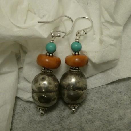 matched-old-orange-corals-tmeni-silver-turq-earrings-10098.jpg