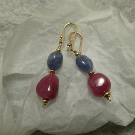sapphire-pebbles-ruby-pebbles-9ctgold-earrings-10170.jpg